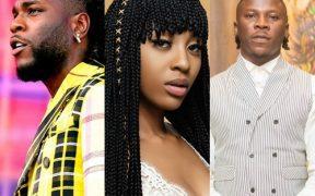 Burna Boy, Stonebwoy, Others win at All Africa Music Awards #AFRIMA2019