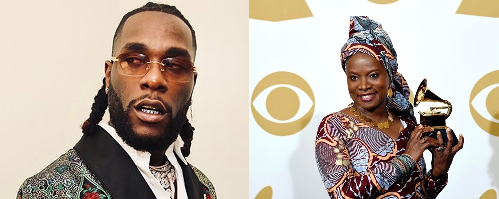 Angelique Kidjo's 8th, Burna Boy nominated for 2020 Grammy Awards