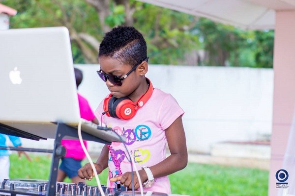 11-year-old DJ Switch outshines top DJs to win 'Best DJ of the Year'