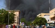 Four killed in Burkina Faso ambush