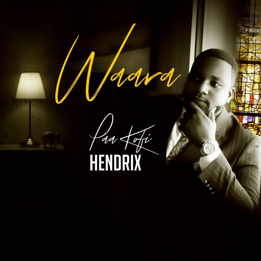 Paa Kofi Hendrix drops new gospel single, Waara