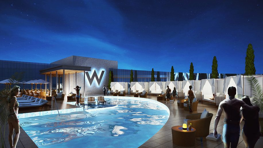 W Hotels Arrives In The UAE Capital With W Abu Dhabi – Yas Island