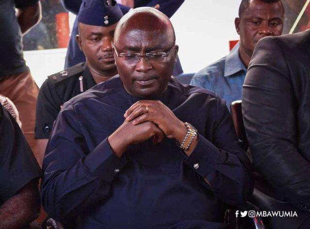 Vice President Bawumia's home burgled