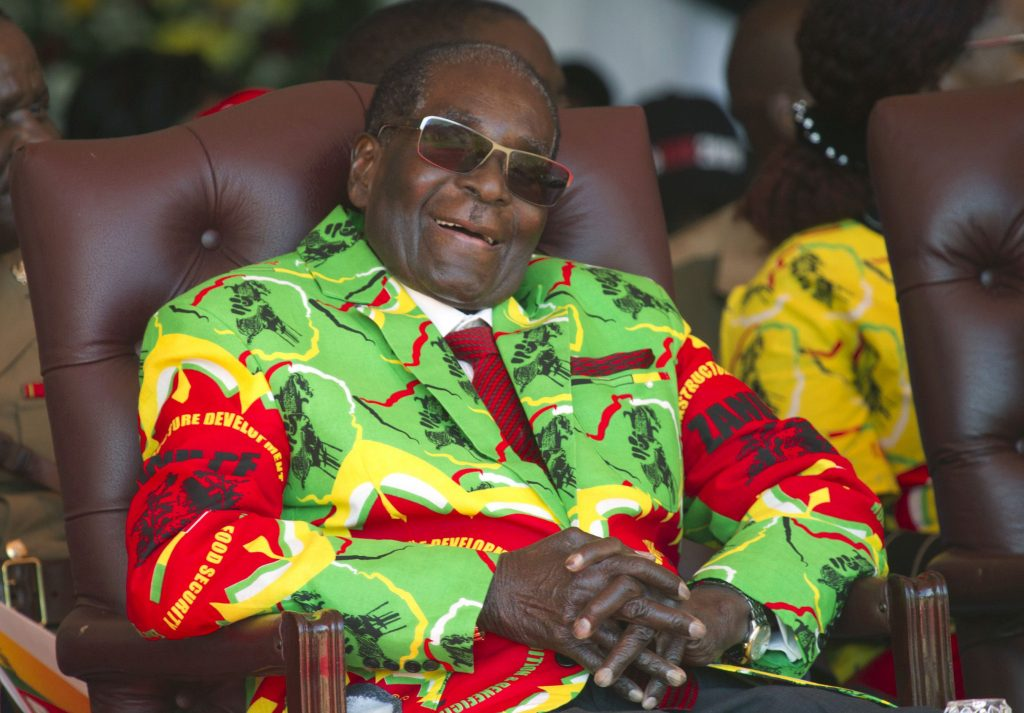 Mugabe left behind '$10m in cash'