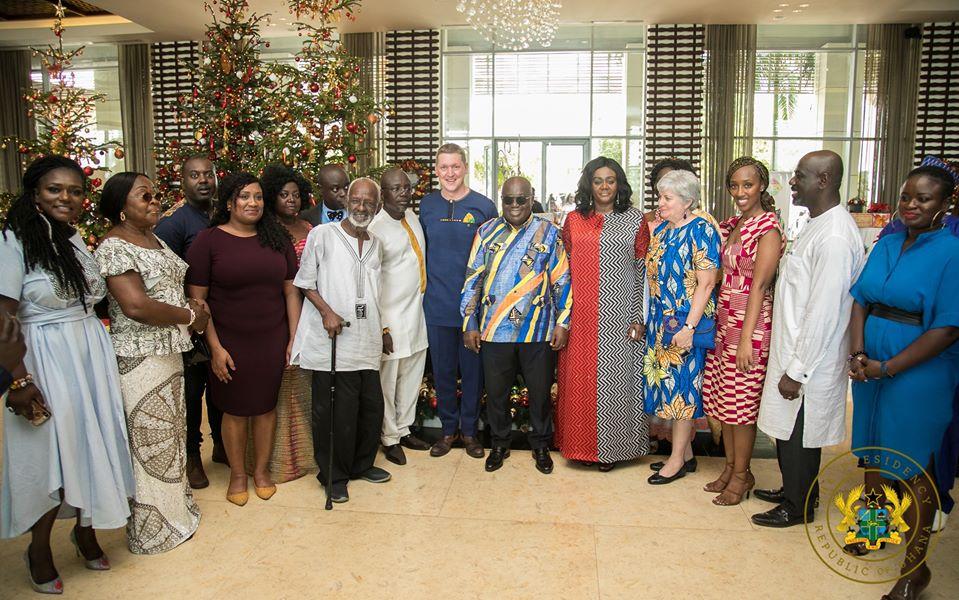 Prez Akufo Addo launches'Beyond The Return, The Diaspora Dividend' initiative