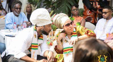 Prez Akufo Addo launches 'Beyond The Return, The Diaspora Dividend' initiative