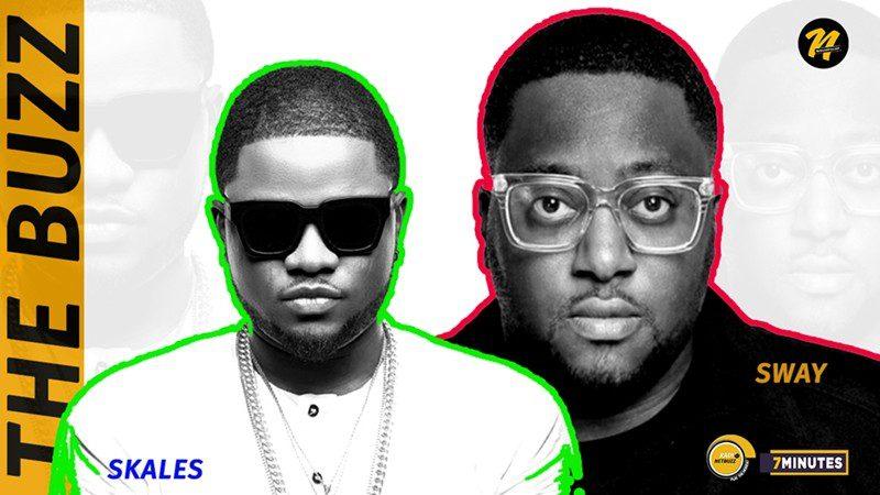 Rapper Sway gave musicians in Africa hope - Skales