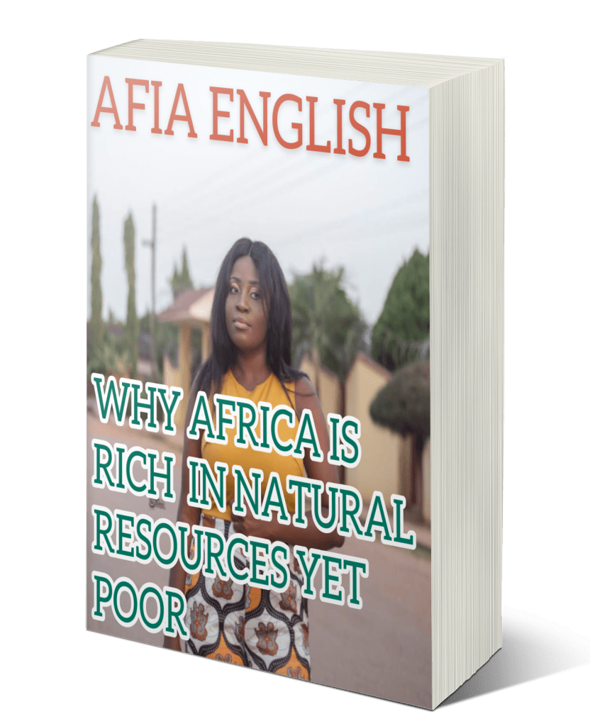 Afia English Book
