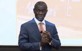 Businessman Kofi Amoabeng arrested over UT Bank collapse