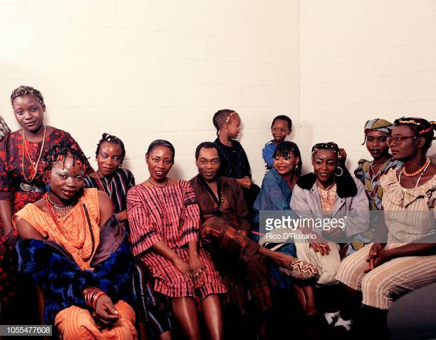 Fela Kuti 27 wives