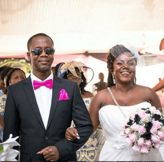 Ghanaian Style Coach celebrates her divorce