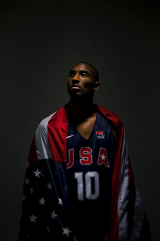 Kobe Bryant at the Grammys