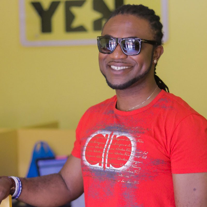 Prince Bright reveals why he didn't make appearance in Ofeestso video