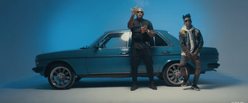 Strongman - Bossu ft. Medikal (Official Video)