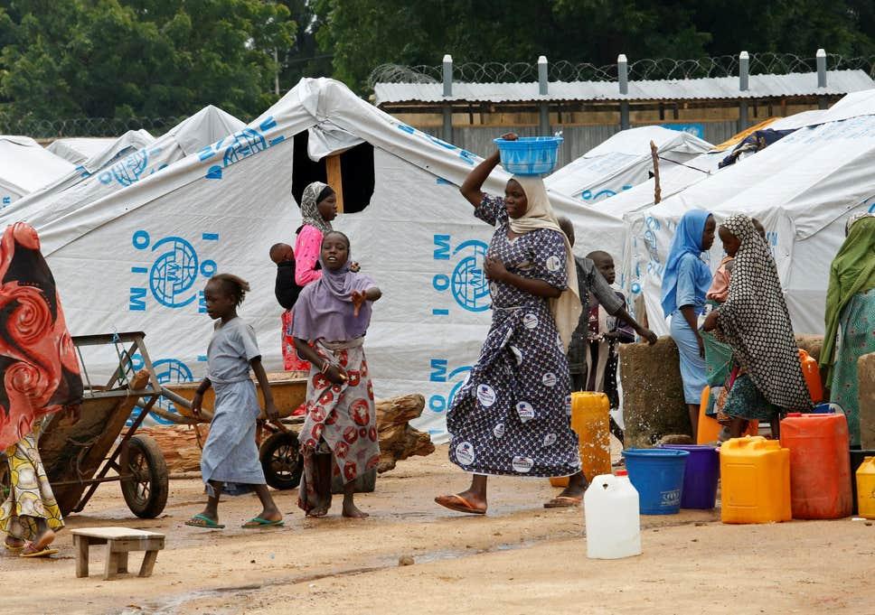 Nigeria's poverty rate