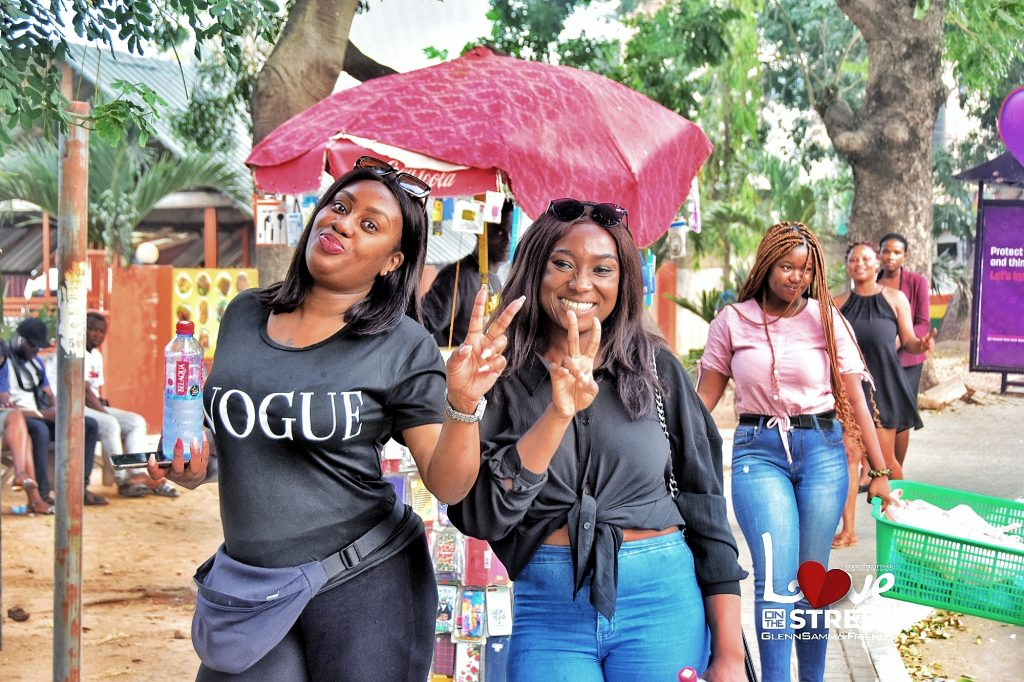 Feast of Love; GlennSamm & Friends hangout with less privileged in Accra