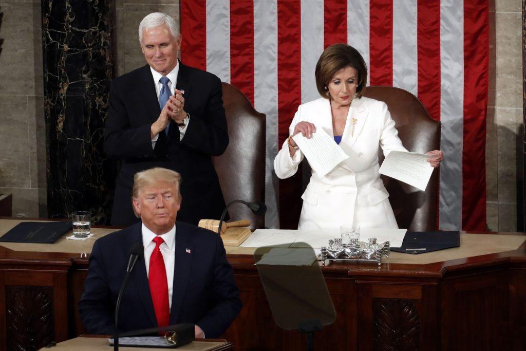 Trump And Nancy