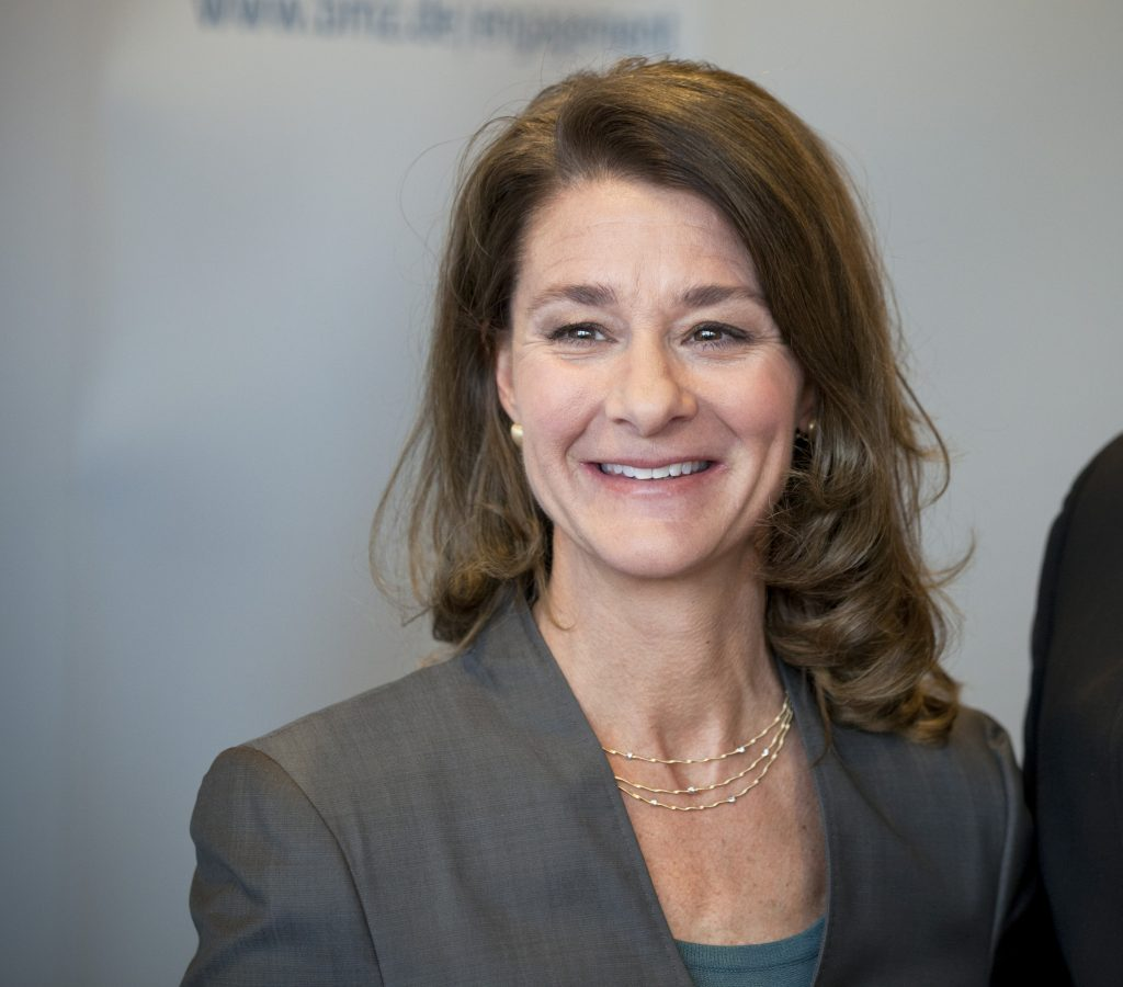 Expect Dead Bodies In The Street Of African Countries - Melinda Gates