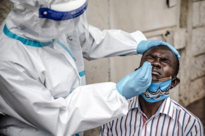 Africa records over 60,000 coronavirus cases