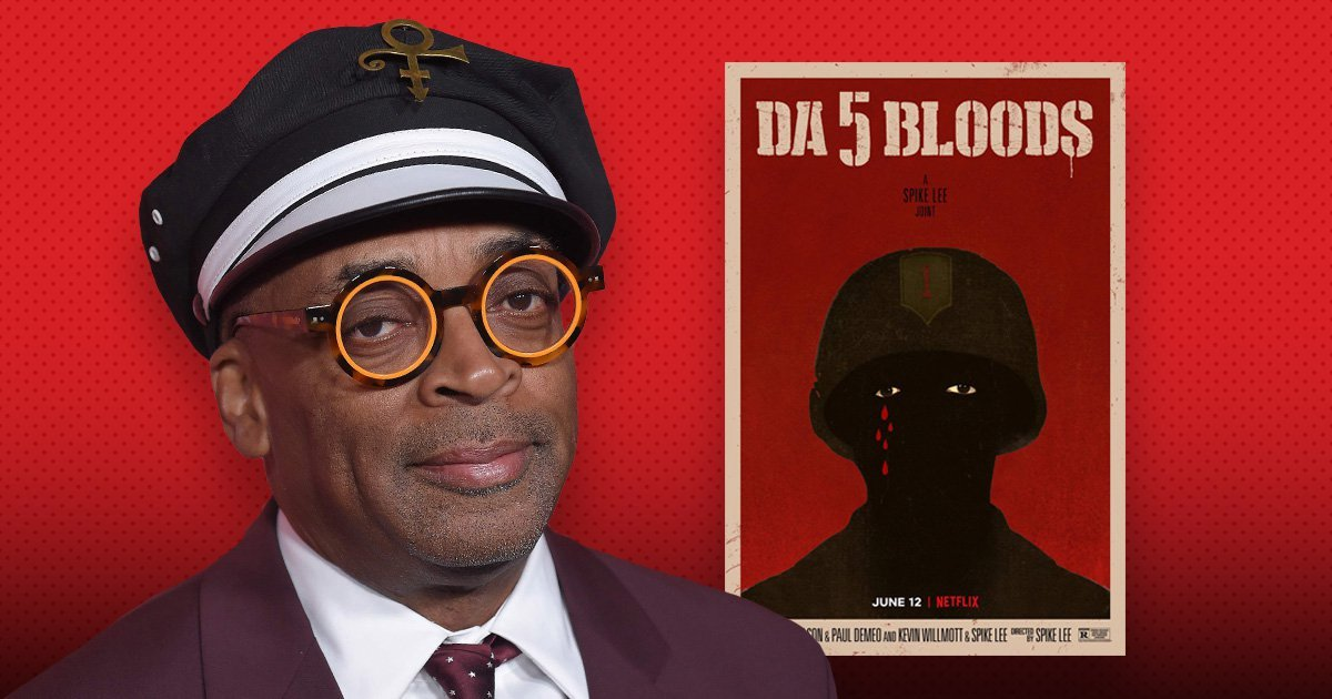 Da 5 Bloods to get June Netflix launch