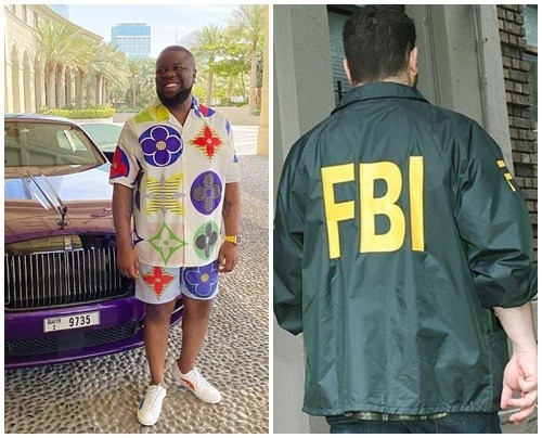 Hushpuppi arrested