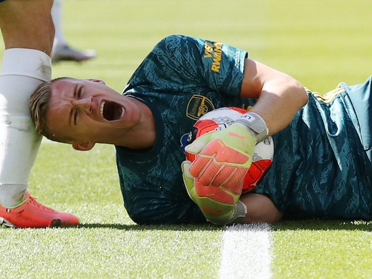 Bernd Leno injury