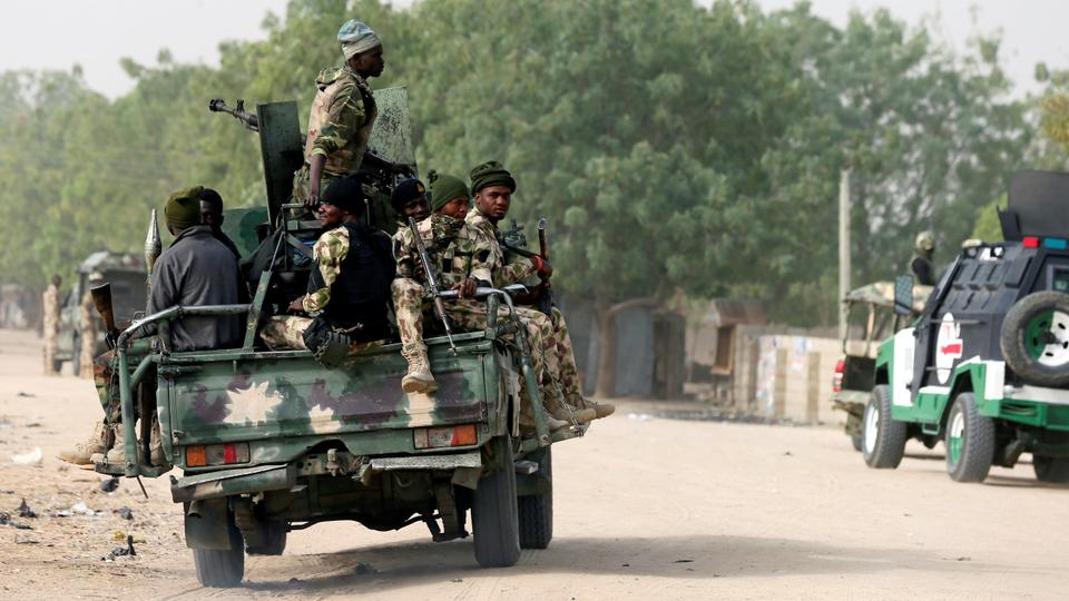 Bandits kill 23 Nigerian soldiers in northern Katsina State