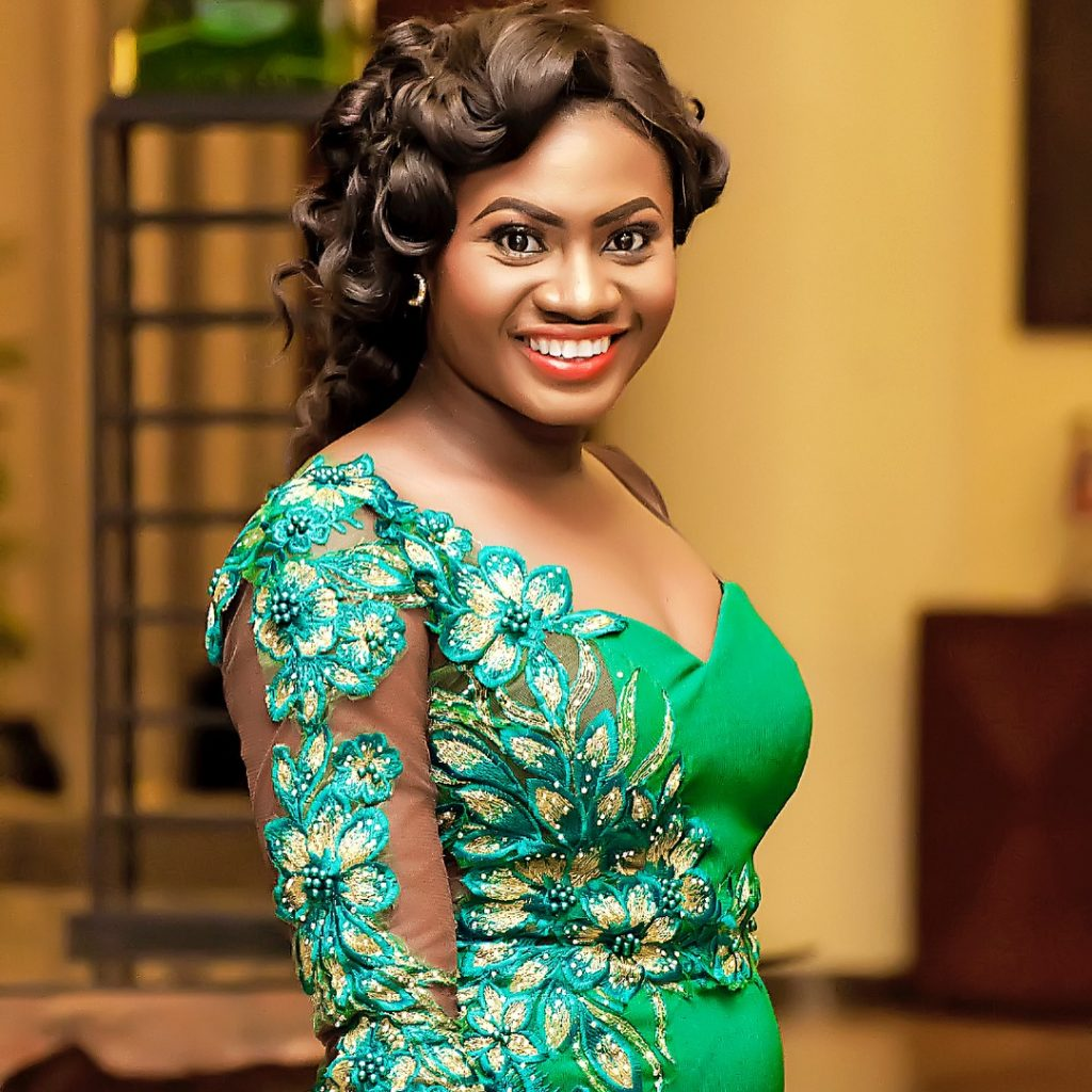 I want to be happily married - Martha Ankomah