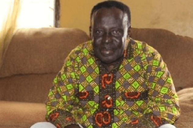 Actor Osofo Dadzie dies at 89