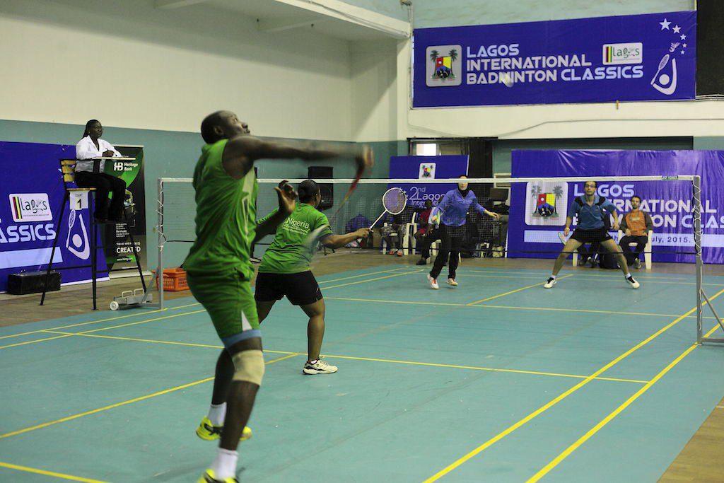 Lagos sporting activities