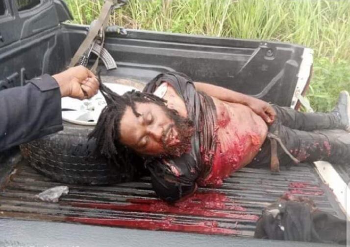 Benue most wanted militia leaderTerwase Agwaza