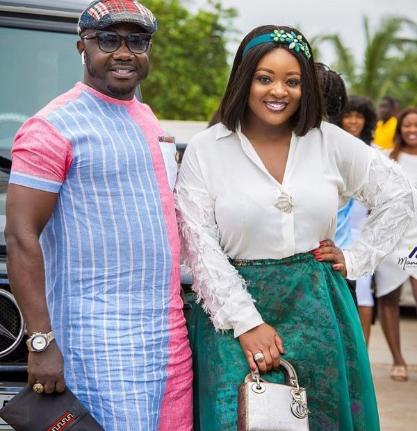 Osebo and Jackie Appiah