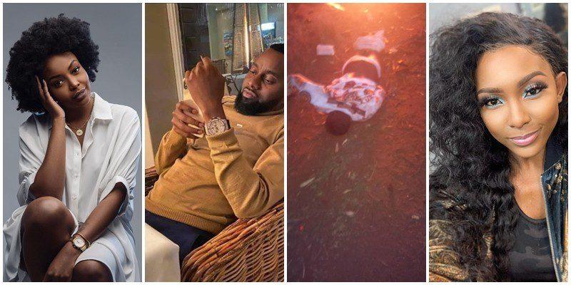 Ginimbi Kadungure accident