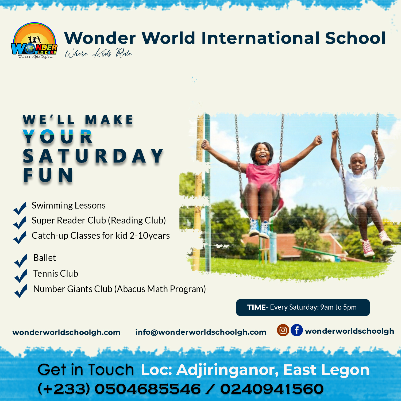 Wonder World International School