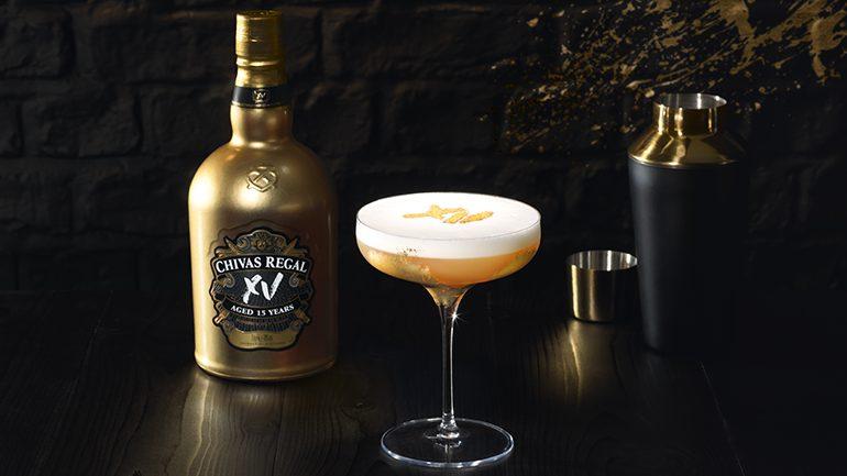 Introducing Scotch Whisky Chivas XV