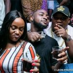 Davido and Girlfriend Chioma rocks Cubana Hotel, Owerri [Photos]