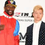 Floyd Mayweather to fight kickboxer Tenshin Nasukawa in December