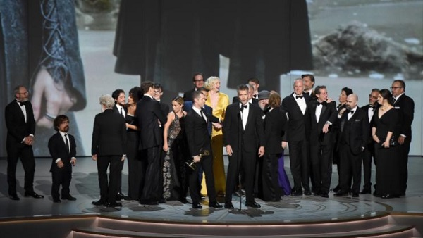 Game of Thrones reclaims best drama award at Emmy Awards