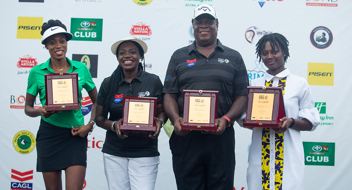 Ghana hosts GEC Open Golf Tournament