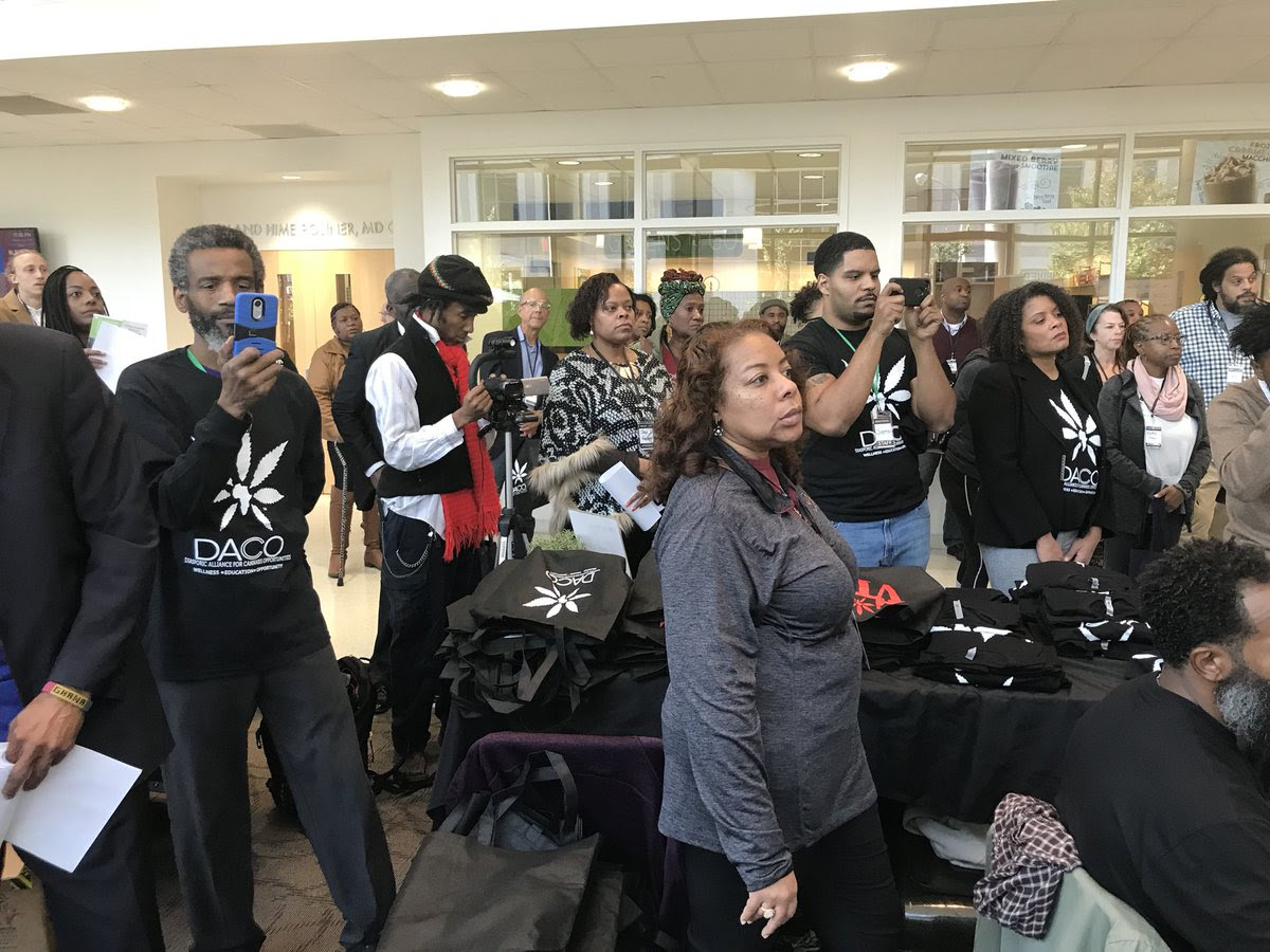 Global Cannabis Conference Educated Marginalized Communities for Empowerment