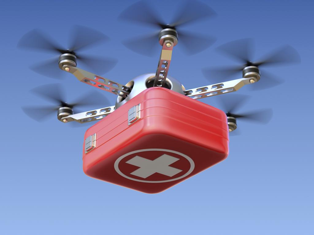 Govt spending a ' staggering' $27m on Drone Project – Minority