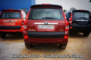 Ghana to see its first electric car by end of 2018