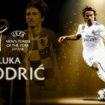 Luka Modric beats Ronaldo, Salah to FIFA The Best award
