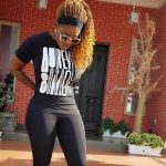 Mercy Johnson shows off her new look