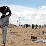 Over 400 African migrants rescued from Niger desert