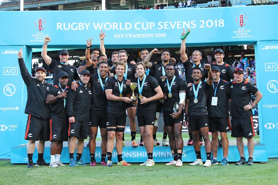 Rugby World Cup Sevens: New Zealand wins historic title