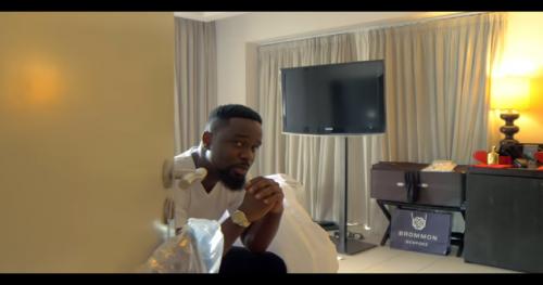 Sarkodie - Can't Let You Go ft  King Promise (Official Video