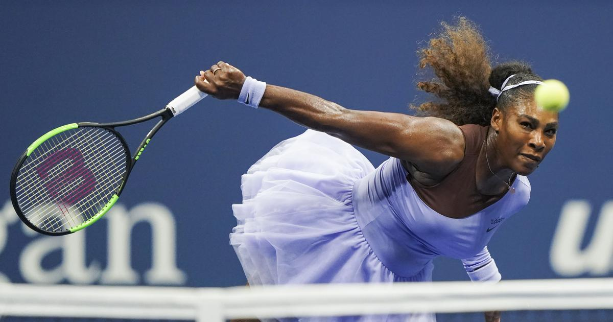 Serena Williams storms into 9th US Open final