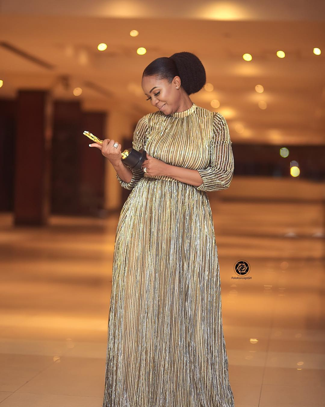 2018 RTP Awards: Serwaa Amihere, Stacy Amoateng, others win big -Full list