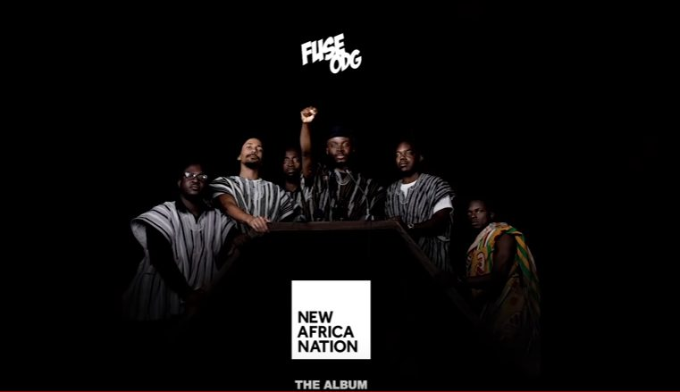Fuse ODG features Damian Marley on Bra Fie (Come Home)